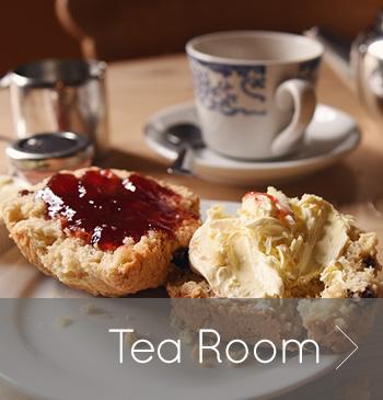 Middle Farm | Tea Room