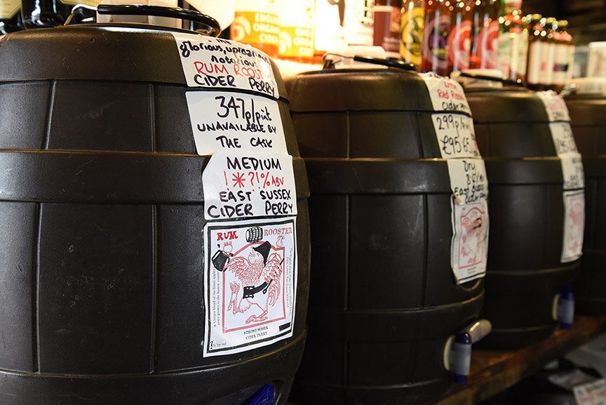 Middle Farm | Cider Barn