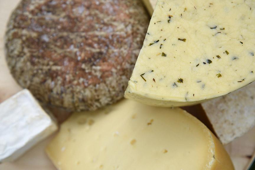 Middle Farm | Cheese at the Farm Shop